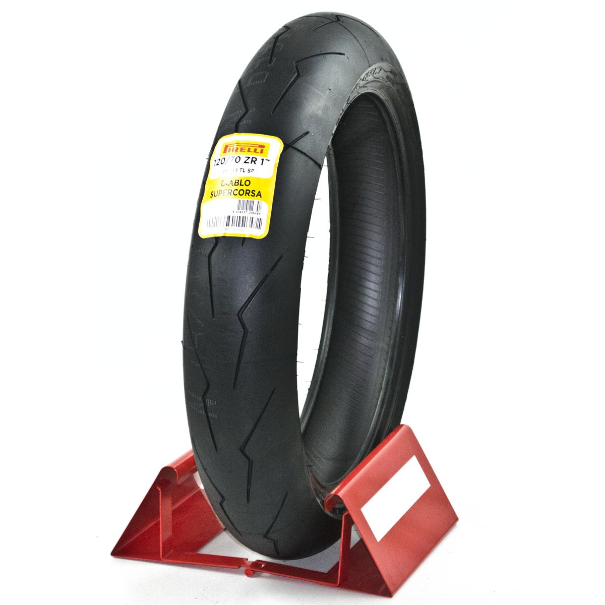 Pirelli Diablo Supercorsa SC V3 Front