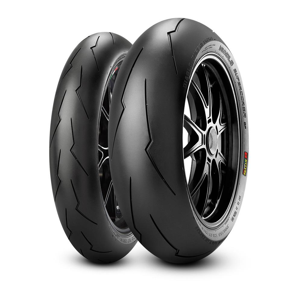 Pirelli Diablo Supercorsa SC V3 Rear